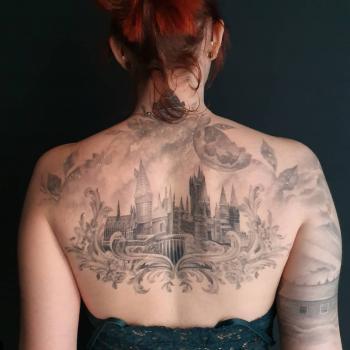 Opus Magnum Tattoo Wien fani sofian meherzi black and grey realistic land scape