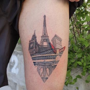 Opus Magnum Tattoo Wien fani sofian meherzi
